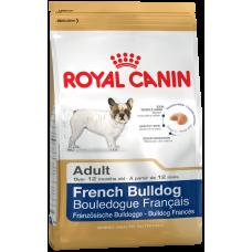 Royal Canin French Bulldog (сухой корм для собак породы французский бульдог), 1,5кг