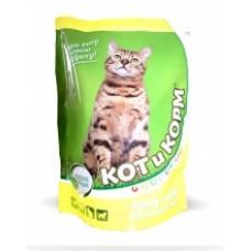 Белкорм КОТиКОРМ курица для взрослых котов, мешок 10кг