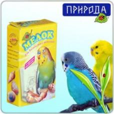 Мел для волнистых попугаев