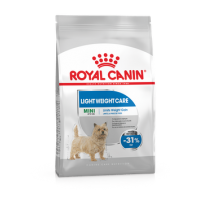 Сухой корм Royal Canin Mini Light Weight Care профилактика веса