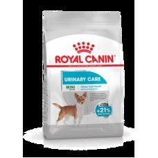 Royal Canin Mini Urinary Care (Сухой корм для взрослых и стареющих собак мелких размеров (весом от 1 до 10 кг) в возрасте 10 месяцев и старше, с чувствительной мочевыделительной системой), 1кг