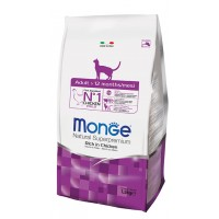 Monge CAT Adult 10кг