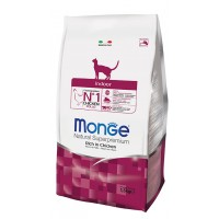 Monge CAT Indoor  400г