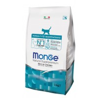 Monge CAT Kitten 10кг