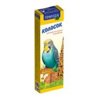 """Колосок """"Природа"""" для волнистых попугаев """"Мультивитамин"""""""