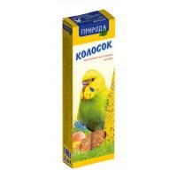 """Колосок """"Природа"""" для волнистых попугаев """"Яичный"""""""