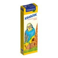 """Колосок """"Природа"""" для волнистых попугаев """"Медовый"""""""