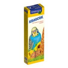 Колосок для попугая медовый