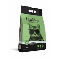 Наполнитель бентонитовый LINDOCAT Original (без запаха, мелкий) (10 л)