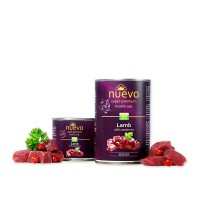Nuevo for cats 400 г Lamb with Cranberries
