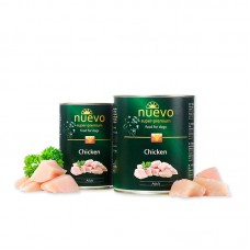 Nuevo for dogs 400 г Chicken