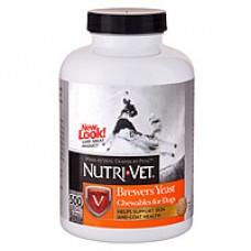 Nutri-Vet Brewers Yeast  500 табл.