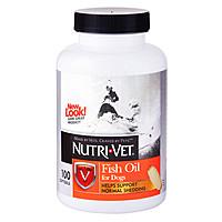 Nutri-Vet Fish Oil  100 капсул