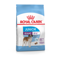 Сухой корм для щенков гигантов Royal Canin Giant Junior, 15кг