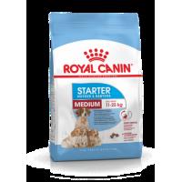 Сухой корм стартер Royal Canin Medium Starter