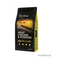 Profine Adult Chicken 15 кг, курица