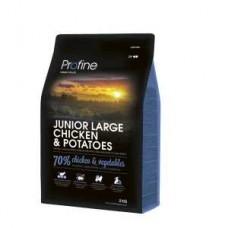 Profine Junior Large Breed  15 кг, курица д/щенков и юниоров крупных пород