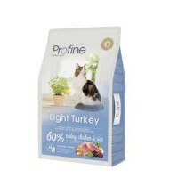 Profine Cat Light   300 g индейка д/оптимизаци веса