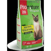 Pronature Original МЯСНАЯ ФИЕСТА супер премиум корм для взрослых котов