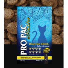 PRO PAC Ultimates Deep Sea Select Indoor Formula беззерновой холистик для котов