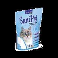 Наполнитель силикагель Sani Pet 3,8л