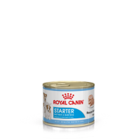 Консерва стартер Royal Canin Starter mousse. Mother & Babydog, 195гр