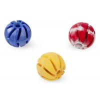 Sumplast Мяч с прорезями 1, Piłka spiralna 1 - zapachowa (4cm Ø) (6szt./p.)