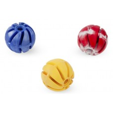 Sumplast Мяч с прорезями 3, Piłka spiralna 3 - zapachowa (6cm Ø) (4szt./p.)