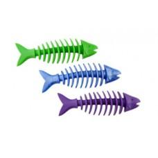 Sumplast Массажер для десен, Рыба средняя, Rybka gryzak (16cm) - zapachowa - średnia (5szt./p.)