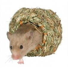 Гнездо для грызуна круглое 10 см