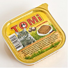 TOMi poultry liver ПТИЦА ПЕЧЕНЬ паштет