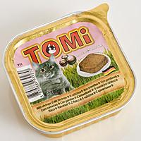 TOMi shrimps КРЕВЕТКИ , паштет