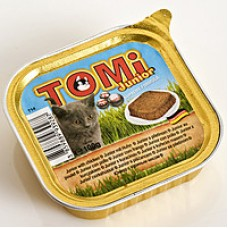 TOMi junior ДЛЯ КОТЯТ , паштет
