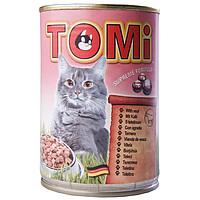 TOMi veal МЯСО, влажный корм