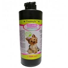 Шампунь-концентрат парфюмированный для длинной шерсти 500мл Tsutsyk