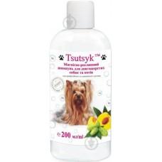 Шампунь Tsutsyk для длинношерстных собак и кошек 200 мл