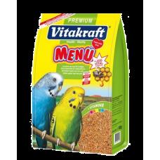Vitakraft Корм  для попугаев  Меню 500гр