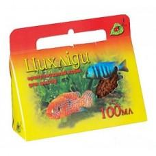 "Корм для рыб "" Цихлиды"" 100мл"